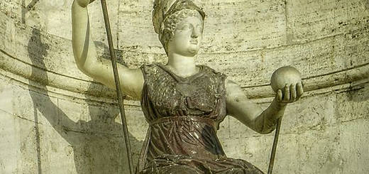 statue-femme